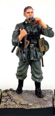 Can Do Pocket Army 1:35 Combat Figure Series 3 - Wehrmacht Infantry Barbaross... - 1
