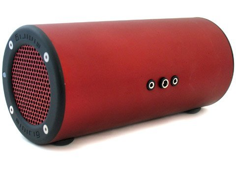 MINIRIG portable SUBWOOFER - RED Black Friday & Cyber Monday 2014