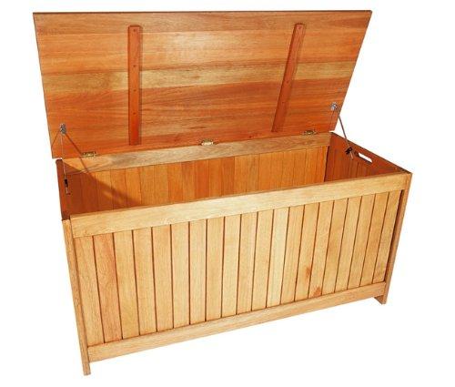 gartenm bel preisvergleich merxx garten aufbewahrungsbox aus holz f r kissen. Black Bedroom Furniture Sets. Home Design Ideas