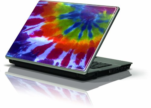 "Skinit Protective Skin (Fits Latest Generic 13"" Laptop/Netbook/Notebook); Tie Dye"