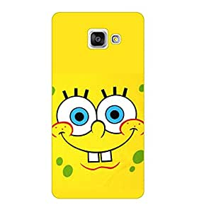 Happoz Samsung Galaxy J5 Prime (2016) Cases Back Cover Mobile Pouches Shell Hard Plastic Graphic Armour Premium Printed Designer Cartoon Girl 3D Funky Fancy Slim Graffiti Imported Cute Colurful Stylish Boys D060