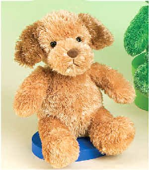 "Soft Crew Dog 6"" by Princess Soft Toys"