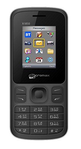Micromax X1850 (Black)