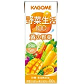 野菜生活100 黄の野菜 200ml×24本