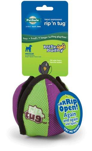 Petsafe Rip 'N Tug Lotus Dog Toy, Medium