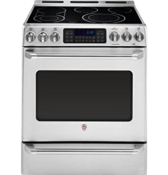 Stainless Steel Stove : ... 30