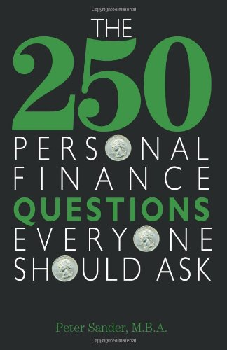 The 250 Personal Finance Questions Everyone Should Ask front-550998