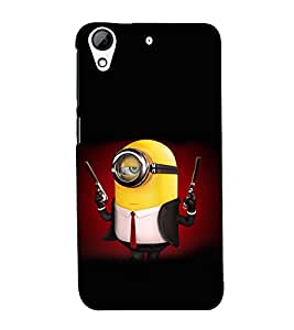 Mimo Back Case Cover for HTC Desire 728g Dual::HTC Desire 728G::HTC Desire 728