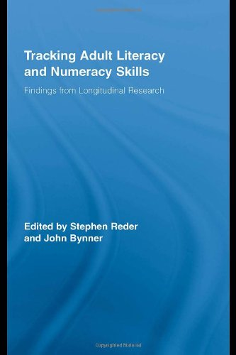 Tracking Adult Literacy and Numeracy Skills: Findings from Longitudinal Research (Routledge Research in Education)