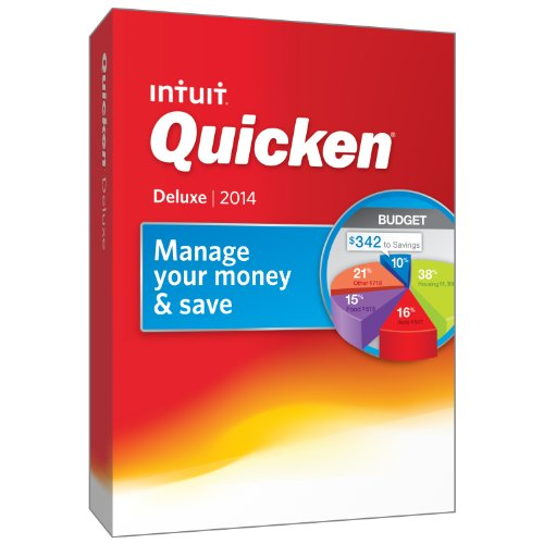 Quicken 2014 Deluxe