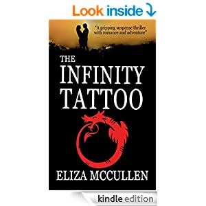THE INFINITY TATTOO: a gripping suspense thriller with romance and mystery