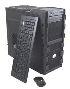 Zoostorm 7877-0098 Advanced Gaming PC (Intel Core i5-2500K, 8GB RAM, 1TB HDD, DVDRW, nVidia GTX550Ti, Windows 7 Home Premium 64-Bit)