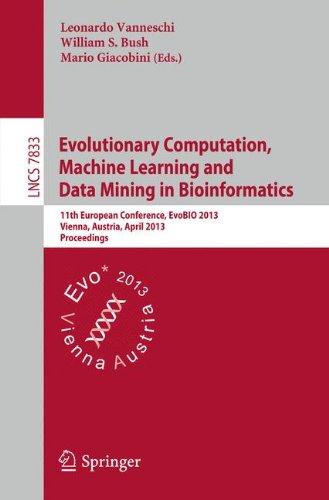 Evolutionary Computation, Machine Learning and Data Mining in Bioinformatics: 11th European Conference, EvoBIO 2013, Vie