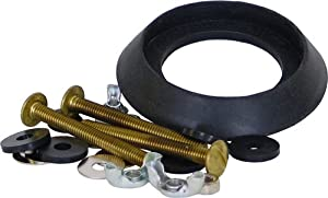 Kissler & Company Inc. 68-7954 Tank to Bowl Kit for Kohler Heavy Duty, Solid Brass