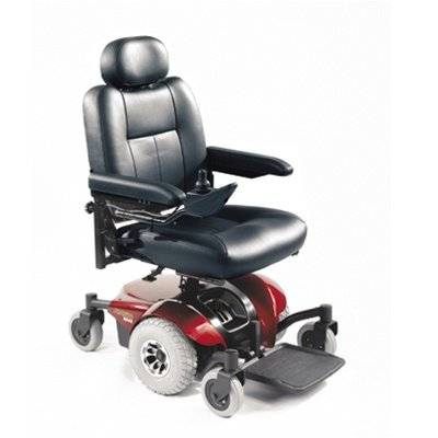 Pronto M41 Semi-Recline Seat With Red Base