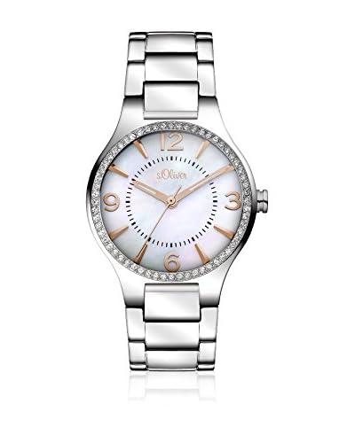 s.Oliver Reloj de cuarzo Woman 32 mm