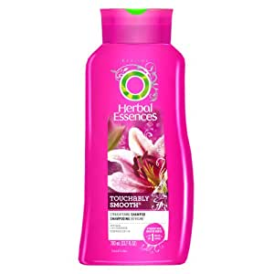 Herbal Essences Touchably Smooth Straightening Shampoo 23.7 Fl Oz
