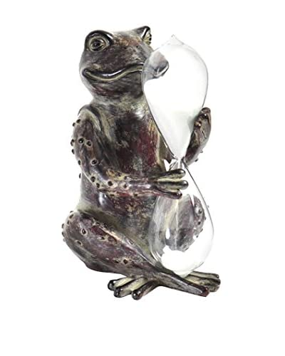 Frog Hour Glass Holder, Multi