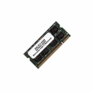 2GB SODIMM Toshiba Satellite A215-S6820 A215-S7407 A215-S7408 Ram Memory