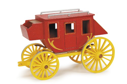 DARICE 9193-02 Premium Wood Kit, Stagecoach (Stagecoach Model compare prices)