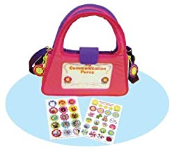 My Communication Stylish Pink Purse Super Duper Educational Learning Toy For Kids