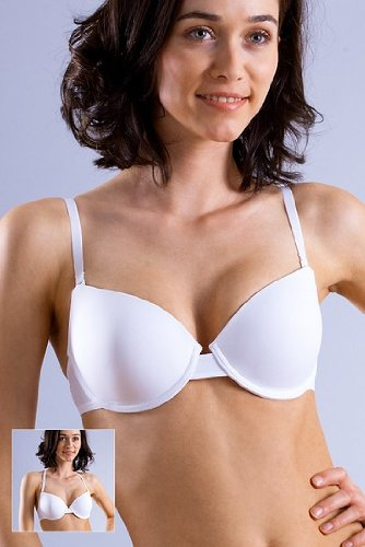 Skiny Shape Women Push-Up BH B, Gr. 85B, weiß