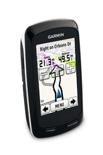 GARMIN Edge 800 GPS Cycle Computer Trail Bundle