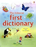 img - for First Dictionary book / textbook / text book