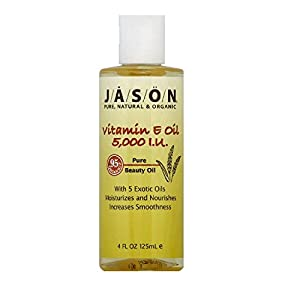 JASON NATURAL PRODUCTS Vit E Oil 5000 IU 4 oz