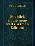 Ein blick in die neue welt (German Edition)
