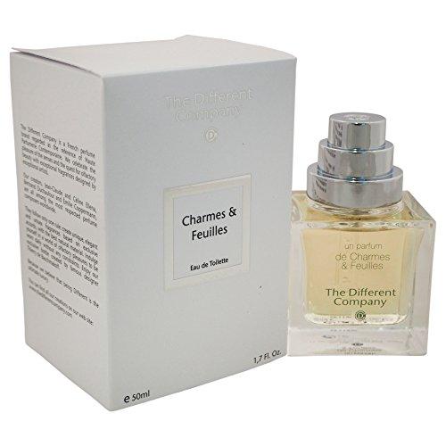 The Different Company Un Parfum de Charmes & Feuilles Eau de Toilette, 50 ml