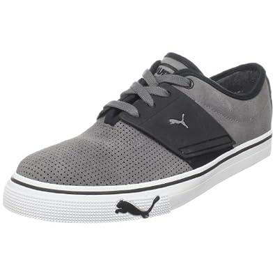 Amazon.com: PUMA Men's El Ace Suede Sneaker: Fashion Sneakers: Shoes