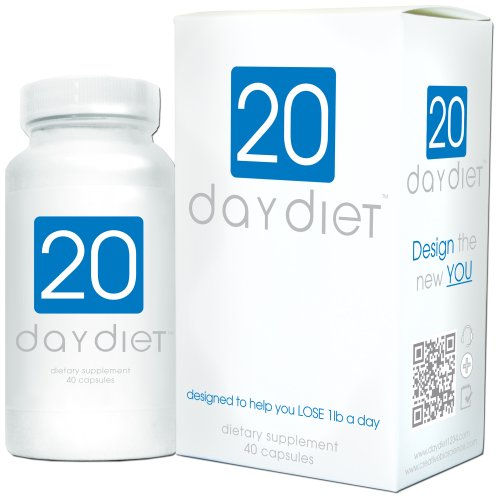 Creative Bioscience 20 Day Diet, 40 Count