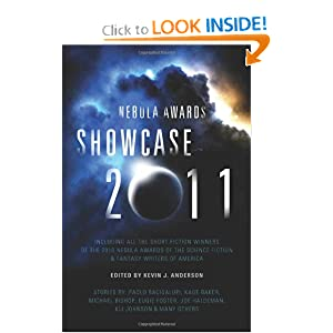 The Nebula Awards Showcase 2011 by Kevin J. Anderson
