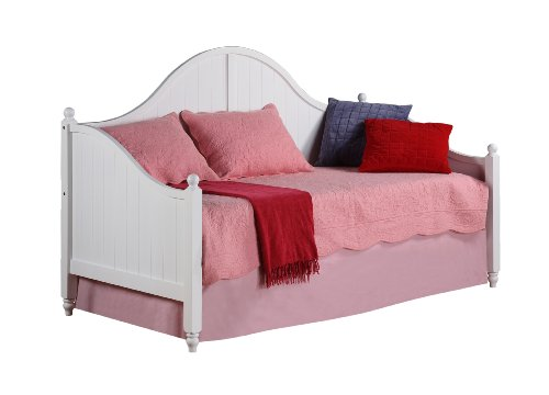 White Daybed Bedding front-635870