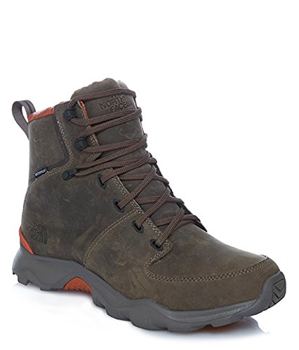 North Face M Thermoball Versa Scarpe da Camminata, Uomo, Multicolore (Marrone/Wmrnrbn/Bmbyorg), 47