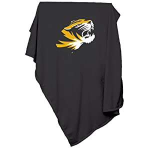 Brand New Missouri Tigers NCAA Sweatshirt Blanket Throw by Things for You