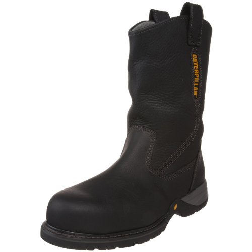 Caterpillar Men's Gladstone Boot,Black,11 M US