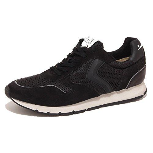 5901O sneaker uomo VOILE BLANCHE LIAM SPOILER nero shoe men [43]
