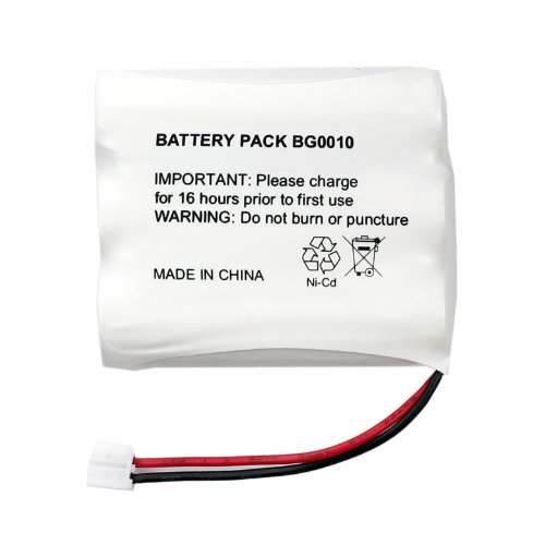 Fenzer Rechargeable Cordless Phone Battery For Ge 27938Ge6-M 27957Ge1-A 27958Ge1-A Cordless Telephone Battery Replacement Pack
