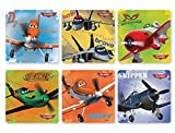 Disney's Planes Stickers Roll of 100 2.5