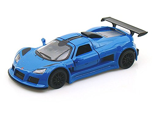 2010 Gumpert Apollo Sport 1/36 Blue