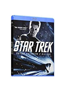Star Trek , le film version Cinema 2009 [Blu-ray] [Édition Collector]