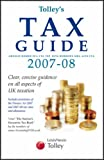 img - for TOLLEY TAX GUIDE 2007 / 2008 book / textbook / text book