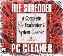 COSMI File Shredder & PC Cleaner (Windows)