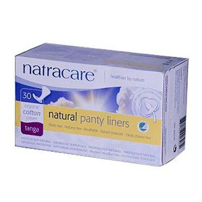 Natracare Panty Liners Thong Style - 30 Ct, 5 pack