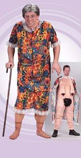 Gropin' Granny Adult Costume / Fancy Dress
