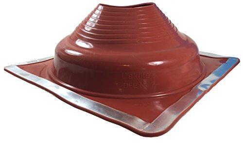 dektite-square-base-pipe-flashing-boot-7-red-high-temp-silicone-flexible-pipe-flashing-dektite-for-o