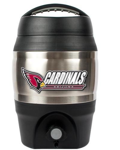 Nfl Arizona Cardinals 1 Gallon Tailgate Keg back-635552