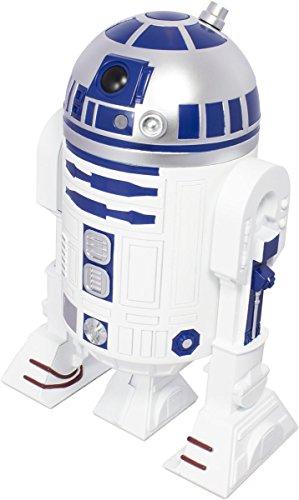 """Star Wars R2-D2""""Boîte à biscuits avec sons, pierre, Blanc/Bleu"""